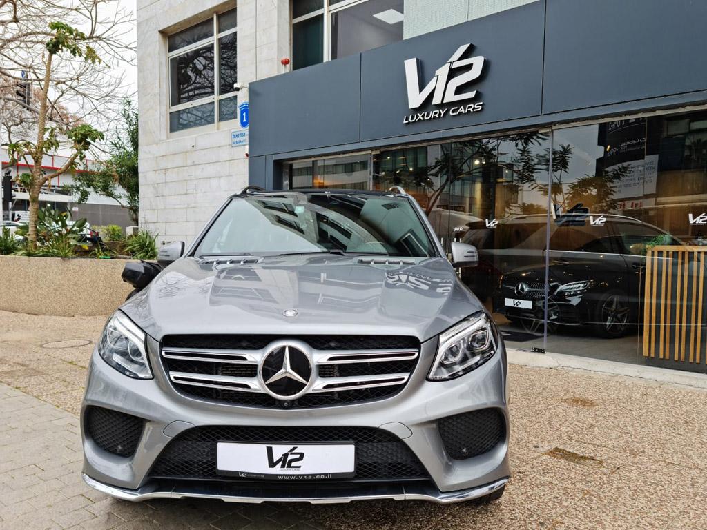 Mercedes GLE-500e