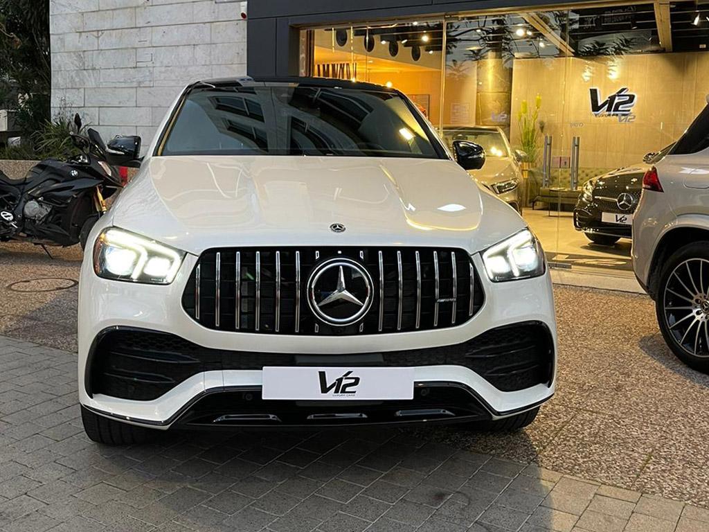 Mercedes GLE-53