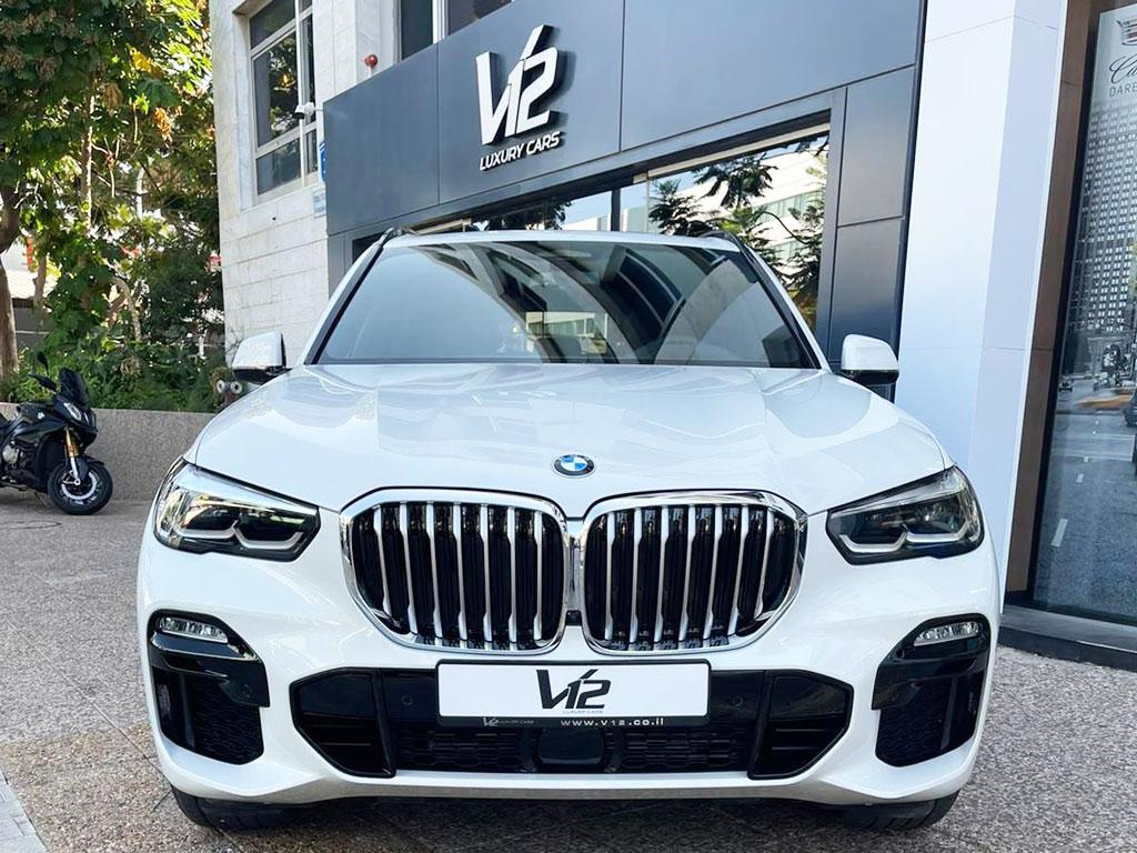 BMW X5-45e