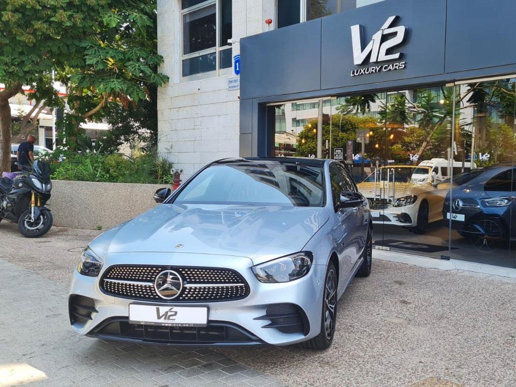 Mercedes E300e