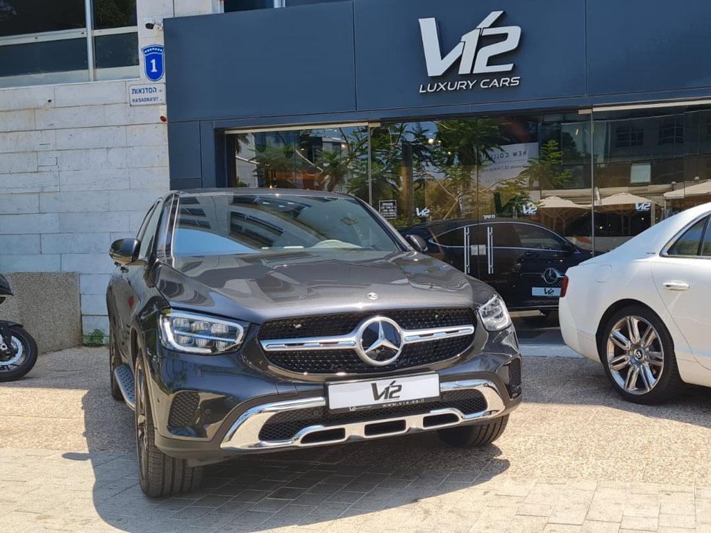 Mercedes GLC-300e