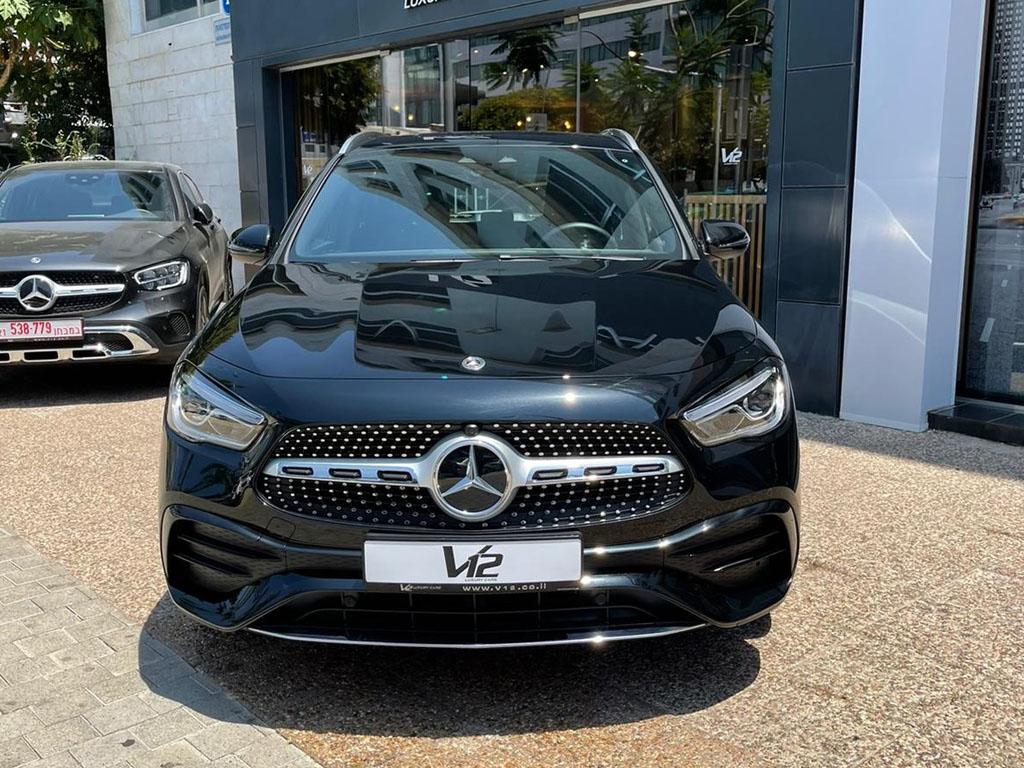 Mercedes GLA-250e